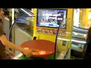 Japanese Table Flipping Arcade Game