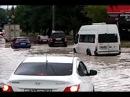 Наводнение Новороссийск 2012 (АЗС Лукойл-Шесхарис)