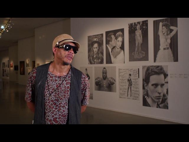 Le Bijou vu par Joey Starr Medusa Bijoux et tabous Musée d'Art moderne de la Ville de Paris