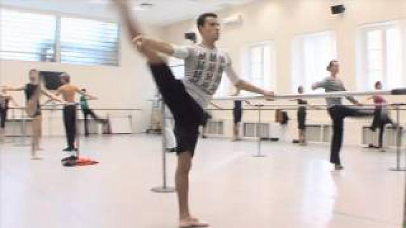 3. Stanislav Belyaevsky teaches at the Eifman Ballet