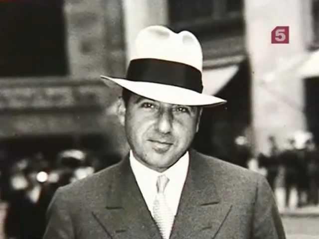 BBC Самые громкие преступления XX века 8 серия Фрэнк Костелло Премьер министр мафии