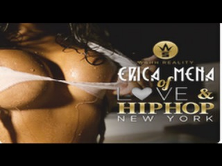 WSHH Reality Live In Mexico: Erica Mena Of VH1's Love & Hip Hop New York Music Video