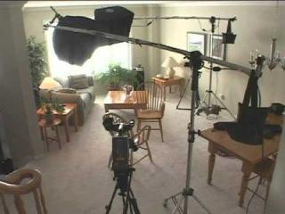 Peter Warren's Location Lighting Tip (3- Camera interview)