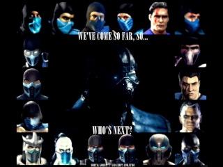 Эволюция Sub-Zero [Mortal Kombat] 1992-2015 Хронология #МондешВилль