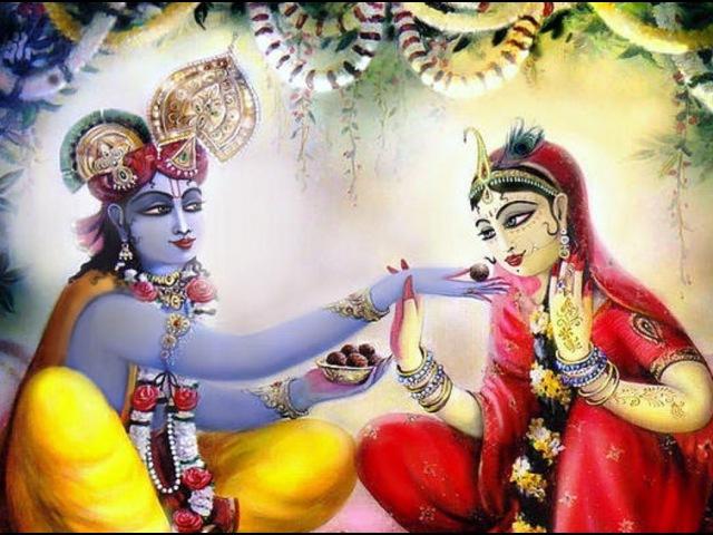 Jaya Radha Madhava ~ Jagannatha Suta Dasa