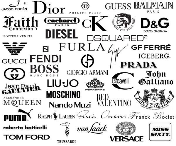 были обязаны фирменные лейблы известных марок одежды фото пока люди целыми