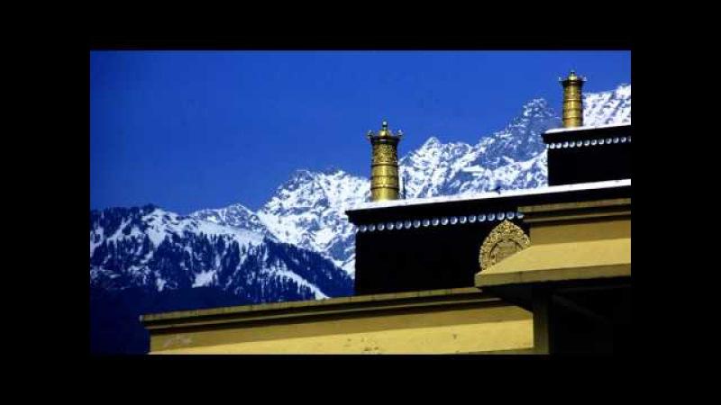 Buddhist chant 'Sangwa Duepa' Performed by Gyuto Monks of Namgyal Monastery Dharamsala