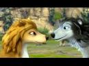 Мультфильм Альфа и Омега: Клыкастая братва онлайн бесплатно в HD качестве