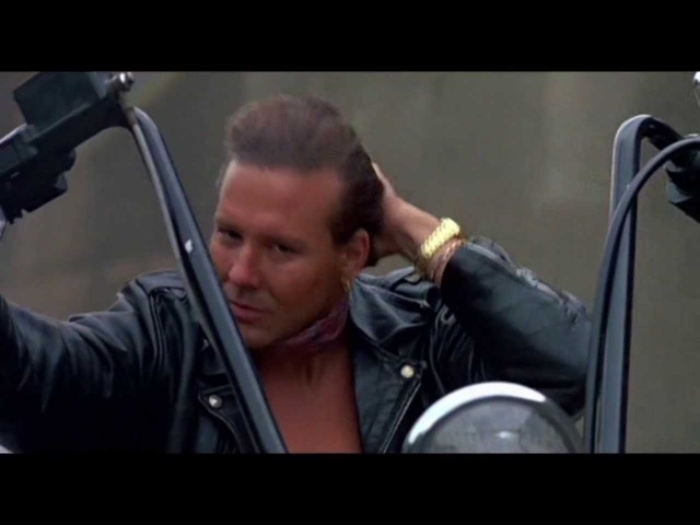 MICKEY ROURKE Depeche Mode Never Let Me Down Again