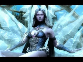 Injustice: Gods among us - Killer Frost - Classic battles on Very Hard - NO MATCHES LOST!