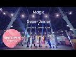 Super Junior 슈퍼주니어_Magic_Music Video Teaser