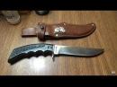 Советский охотничий нож ПК МООиР модель №5