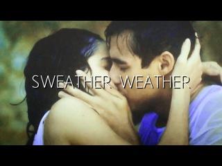 leon + violetta/tini - sweather weather