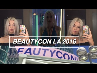 BeautyCon LA 2016 // VLOG | okaysage