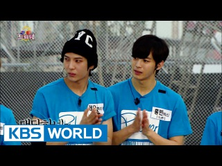 Let's Go! Dream Team II   출발드림팀 II : Korea-China Dream Team, part 3 - Obstacle Course