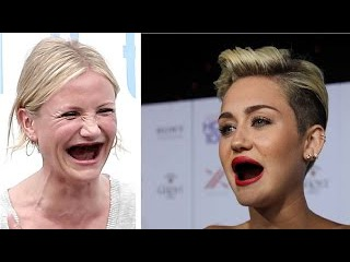 Celebrity Without Teeth - Best Funny Compilation