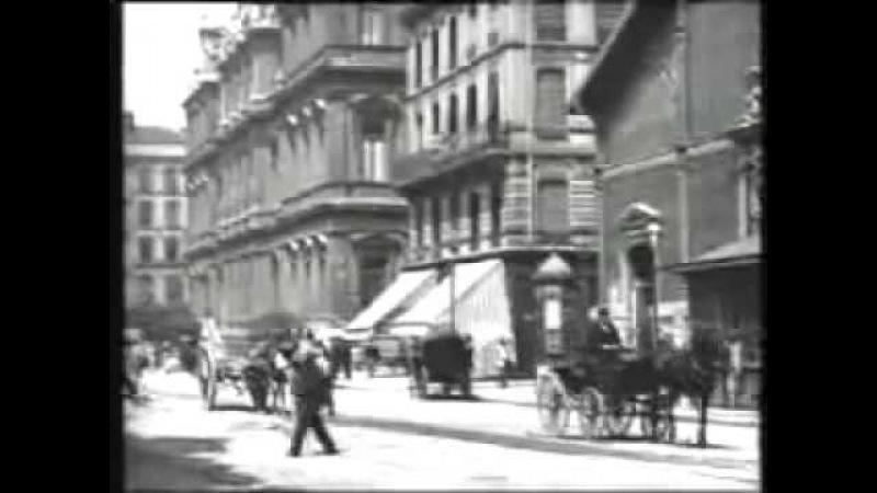 Площадь Корделье в Лионе фр La Place des Cordeliers à Lyon 1895