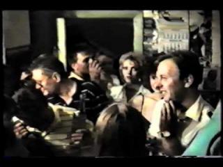 Juras Perle Bar, Jurmalar' 1989 / Last Day After--Party with Edgar Punkulis Band / part 1
