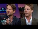 Bradley Cooper Jake McDorman Talk Limitless