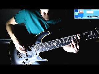 Dima Chistov (Neophy) - Monroe (Guitar Play-Through)