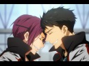 [Free! AMV] Don't Give Up - Rin Sousuke