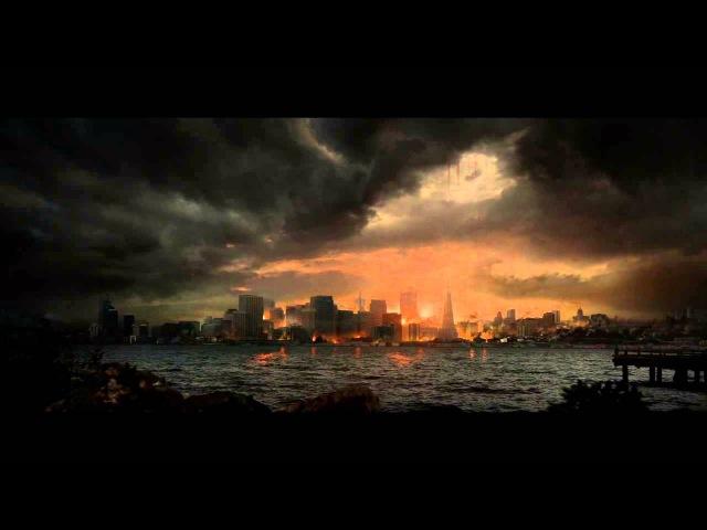 Годзилла Godzilla Дублированный трейлер