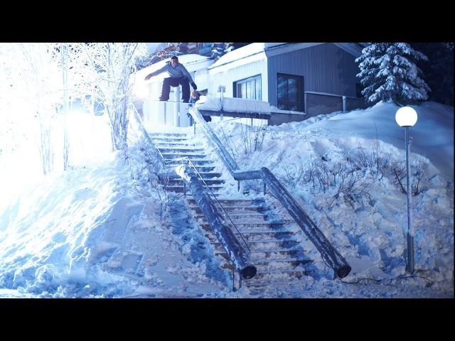 Heikki Sorsa Full Part From ENDER - The Eero Ettala Documentary | TransWorld SNOWboarding
