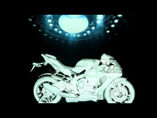 YZF-R1M Projection Mapping