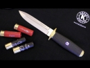 Первый ХОЛОДНЯК ▶ Нож Пограничник от Кизляр ☝ 18