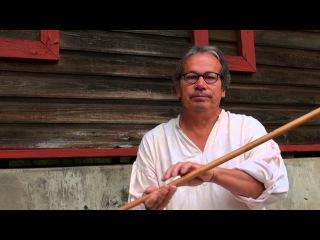 Danny McCarter: Cherokee Blowgun Maker
