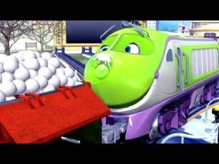 Веселые паровозики из Чаггингтона: Приключение в горах (2 Сезон/Серия 70) - мультики про паровозики
