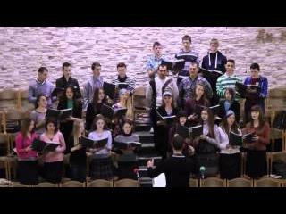 Господи источник дивный света. хоровая песня  церковь Вифания