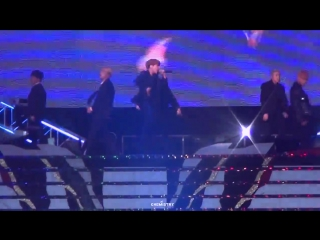 [FANCAM] 160424 BTS - RUN @ Power Of K concert