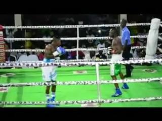 2016-08-06 Duke Micah vs. Yaqub Kareem (WBO Africa bantamweight title)