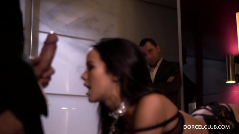 Megan Rain ( LUXURE Megan Rain Gets Banged By 2 Men For Her First Dorcel Movie) 2016, All Sex Hardcore Anal