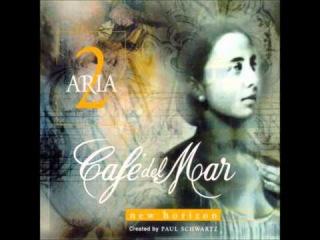 Довольно интересно обработали арию ))) Ave Maria - Rebecca Luker, Paul Schwartz OST Aria 2 New Horizon