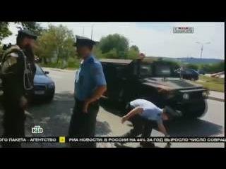 Чешский ветеран поприветствовал военных США снятием штанов