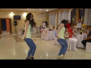 танцы на армянской свадьбе