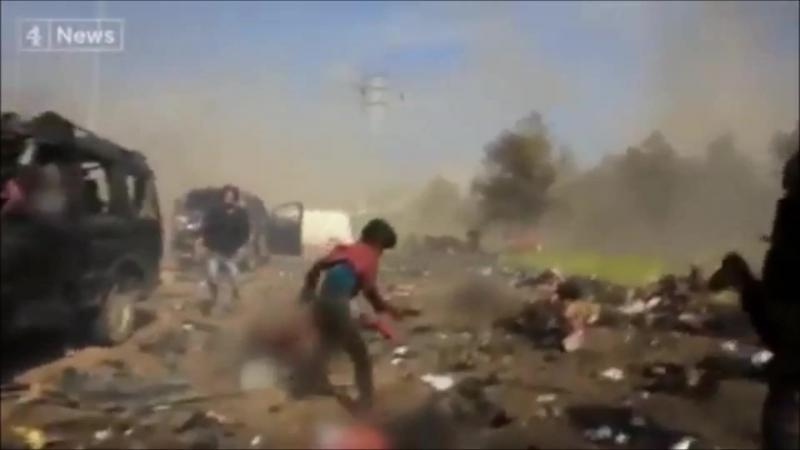 Syrie Alerte Info Après l'attentat sur des bus 200 personnes disparaissent