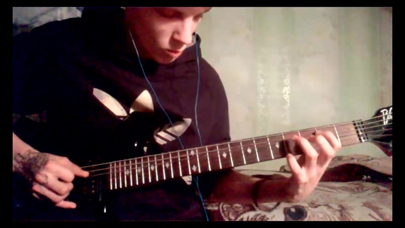 Periphery Zyglrox guitar cover