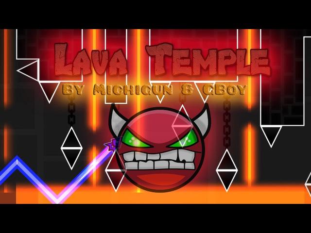 Lava Temple by Michigun GBoy Medium Demon