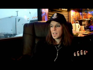 Interview with  Children Of Bodom front-man Alexi Laiho