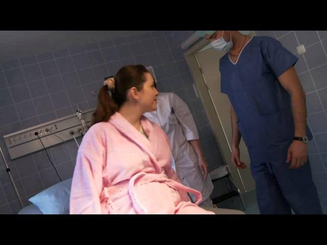 Видеогид 34 неделя Экскурсия по родильному отделению