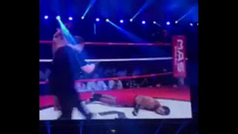 Krazy horse Bennett gets KTFO by Pongthong Jetsada in China 4 16 2017