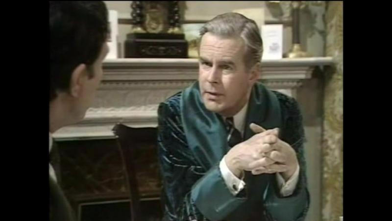 Лорд Питер Уимзи Неприятности в клубе Беллона 4 серия Англия Детектив 1972