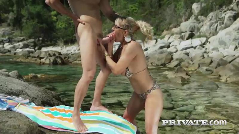 Lana Vegas - Milf Takes a Mediterranean Fucking [2016, HD, Private]
