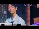 18.02.17 Park Bo Gum Oh Happy Day Fan Meet in SG - don't worry