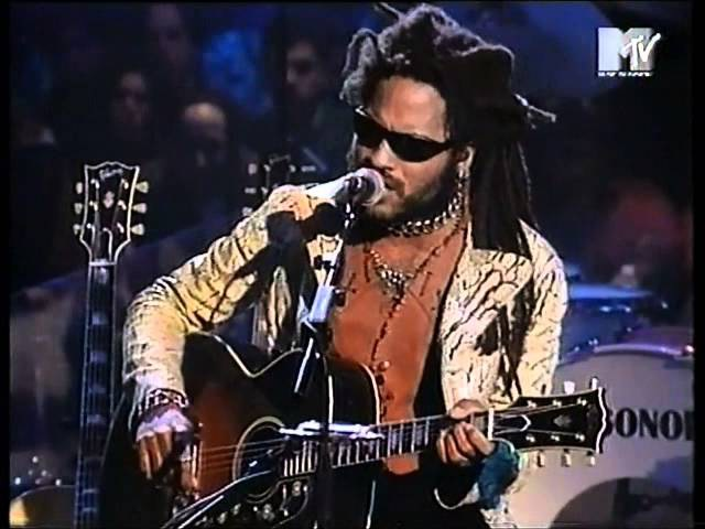 Lenny Kravitz Rosemary unplugged 1994
