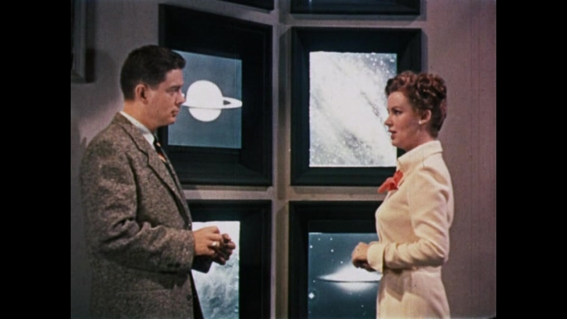 Захватчики с Марса Invaders from Mars 1953 Уильям Кэмерон Мензиес