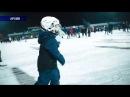 В Оренбурге зима пока не собирается отступать